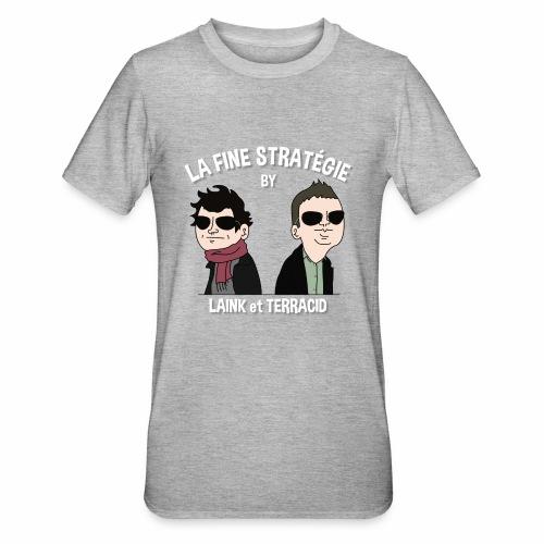 lafinestratégie - T-shirt polycoton Unisexe