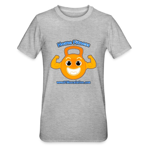 Logo 01Musculation Home Fitness Kettlebell - T-shirt polycoton Unisexe