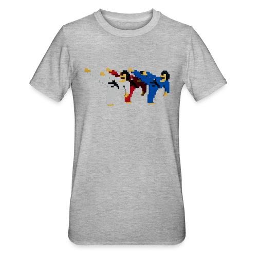 8 bit trip ninjas 2 - Unisex Polycotton T-Shirt