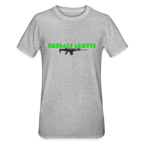 EMERALDARMYNL LETTERS! - Unisex Polycotton T-shirt
