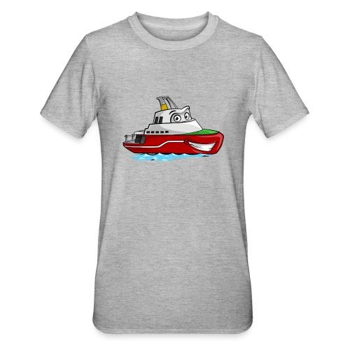 Boaty McBoatface - Unisex Polycotton T-Shirt