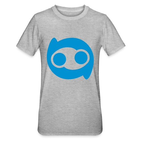 Justlo Smiley - Unisex Polycotton T-Shirt