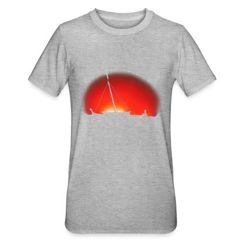 Bear Sunset - Unisex Polycotton T-Shirt