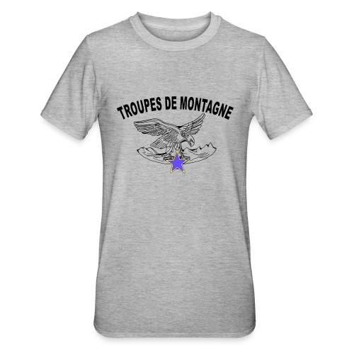 choucasTDM dos - T-shirt polycoton Unisexe
