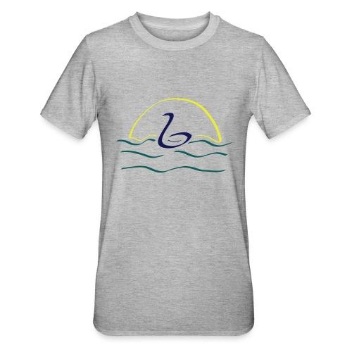 Swan - Unisex Polycotton T-shirt