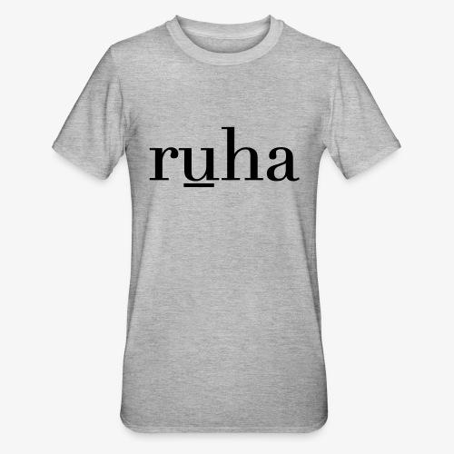 Ruha - Unisex Polycotton T-shirt