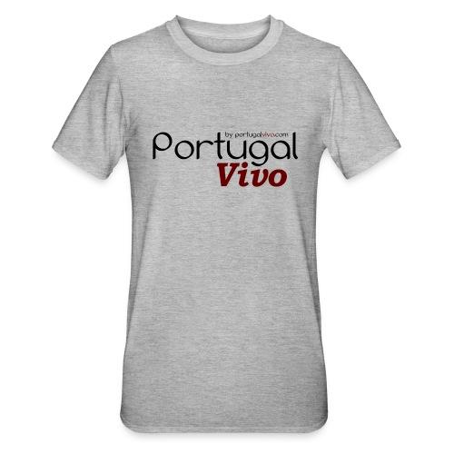 Portugal Vivo - T-shirt polycoton Unisexe