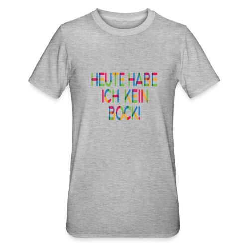 Keinen Bock! - Unisex Polycotton T-Shirt