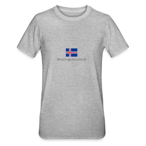 Iceland - Unisex Polycotton T-Shirt