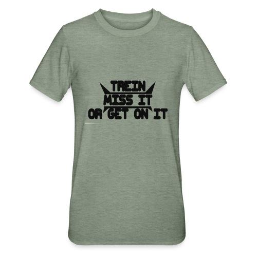 MISS-HIT - Unisex polypuuvilla-t-paita