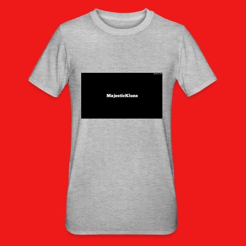 New - Unisex polycotton T-shirt