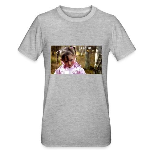 Lille Lise Picture - Unisex Polycotton T-Shirt
