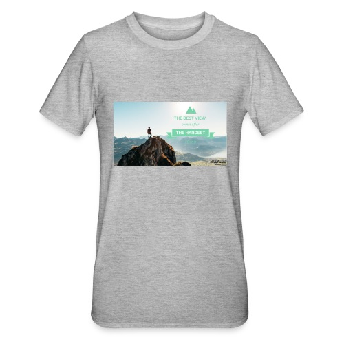 fbdjfgjf - Unisex Polycotton T-Shirt