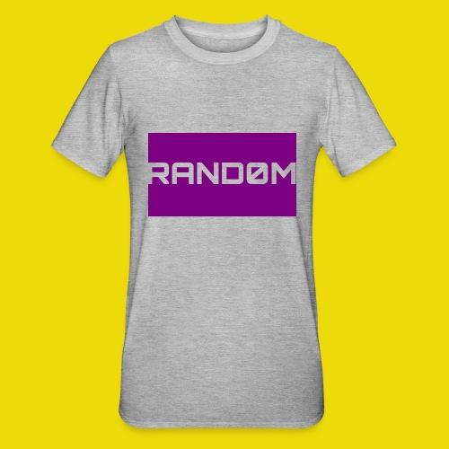 Random Logo - Unisex Polycotton T-Shirt