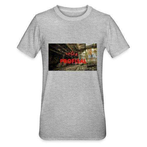 profisal - Koszulka unisex z polibawełny