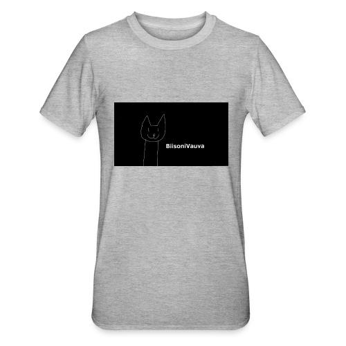 biisonivauva - Unisex polypuuvilla-t-paita