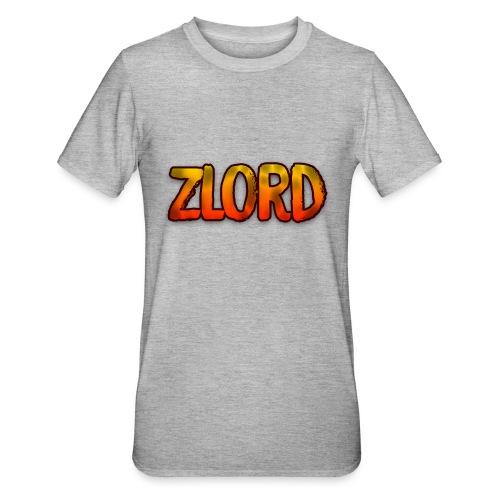 YouTuber: zLord - Maglietta unisex, mix cotone e poliestere