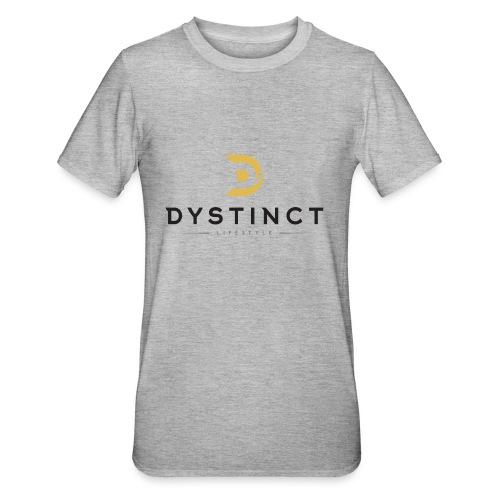 Dystinct Large Logo - Unisex Polycotton T-Shirt