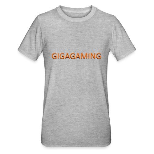 GIGAGAMING - Unisex polycotton T-shirt