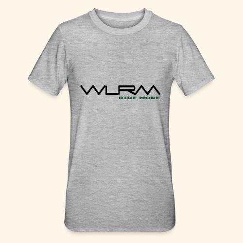 WLRM Schriftzug black png - Unisex Polycotton T-Shirt
