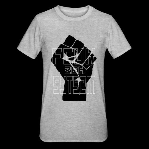 fcuk zeh sytsem - Unisex Polycotton T-shirt