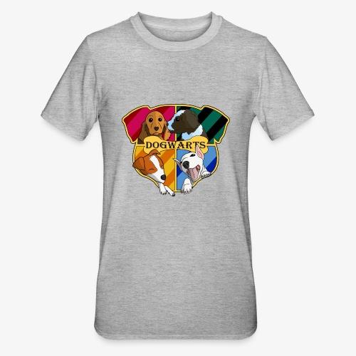 Dogwarts Logo - Unisex Polycotton T-Shirt