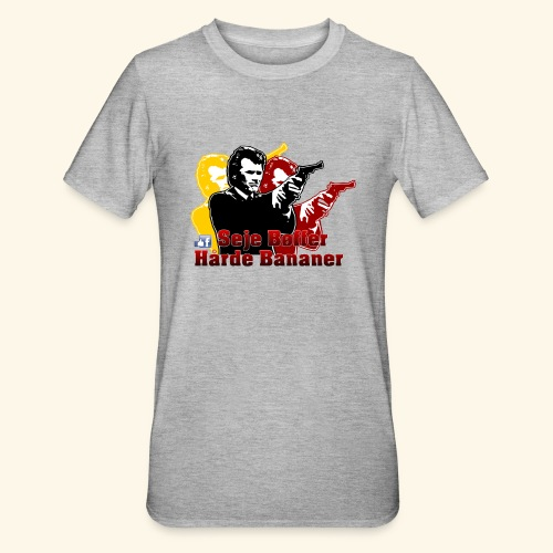 Dirty Harry - Unisex polycotton T-shirt