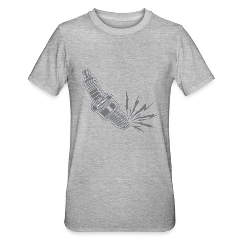 Fehlzünder Kontrast-Pullover - Unisex Polycotton T-Shirt