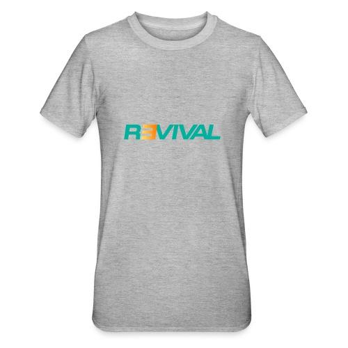 revival - Unisex Polycotton T-Shirt