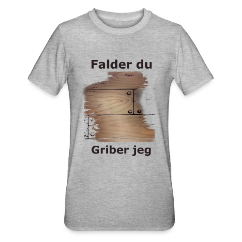Gulvet Griber - Unisex polycotton T-shirt