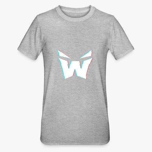 MAN'S VORTEX DESIGN - Unisex Polycotton T-Shirt