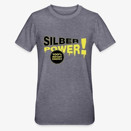 SilberPower! - Unisex polycotton T-shirt