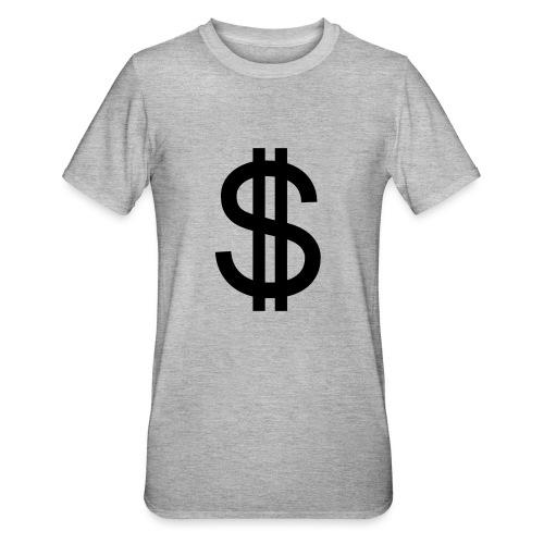Dollar - Camiseta en polialgodón unisex