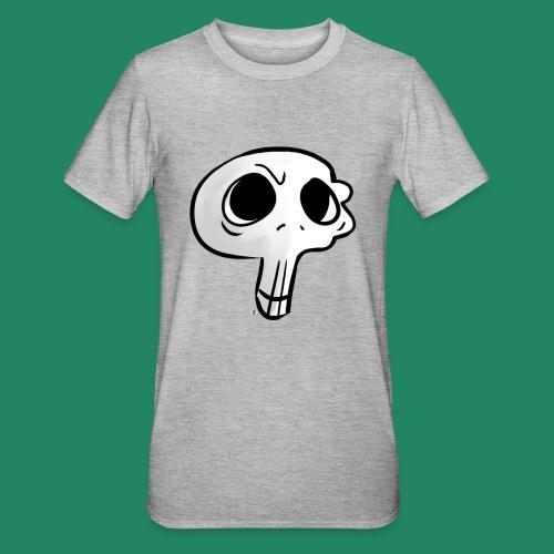 Skull - T-shirt polycoton Unisexe