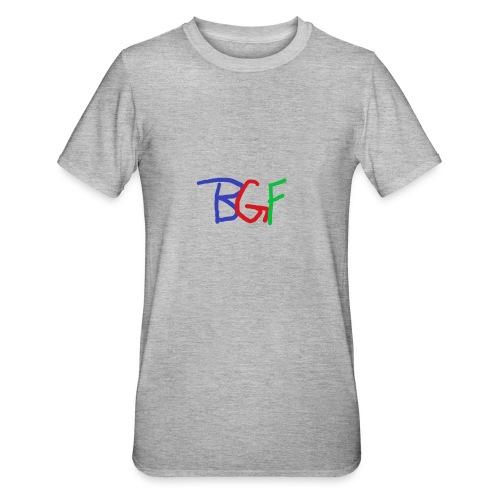 The OG BGF logo! - Unisex Polycotton T-Shirt