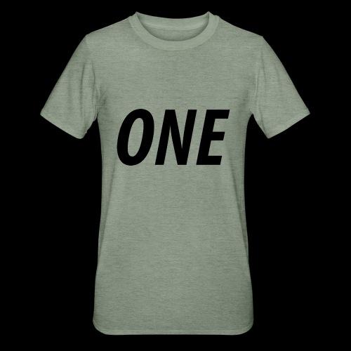 WEAREONE x LETTERS - Unisex Polycotton T-shirt