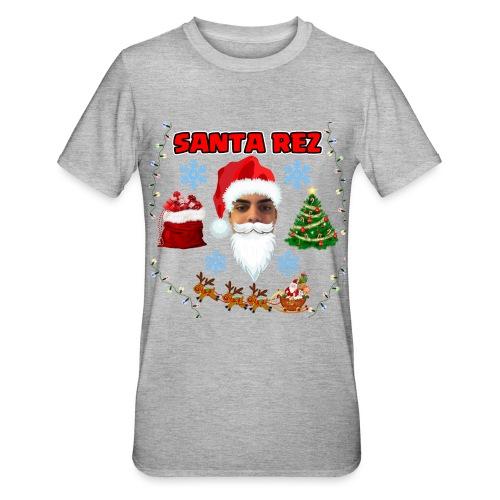 Santa Rez - Unisex polypuuvilla-t-paita