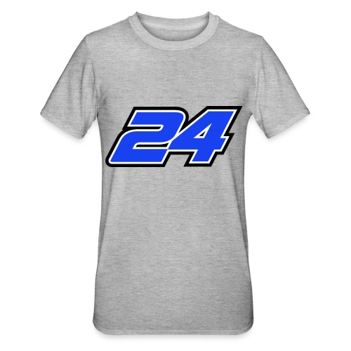 Num 24 Nicolas Charlier - T-shirt polycoton Unisexe