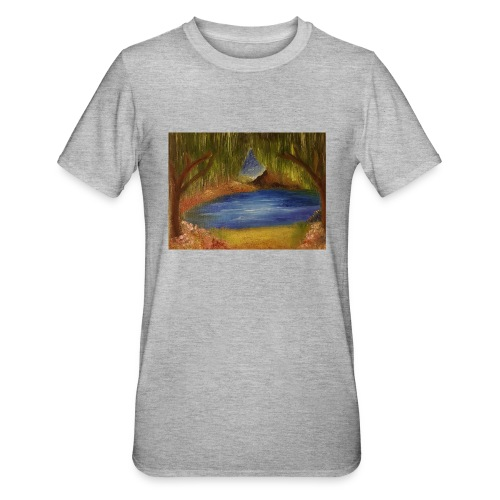 hop1 - Unisex Polycotton T-Shirt