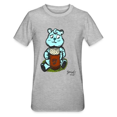 Ours Triste AngelerasCorp - T-shirt polycoton Unisexe