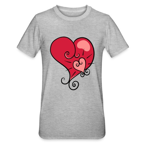 The world's most important. - Unisex Polycotton T-Shirt