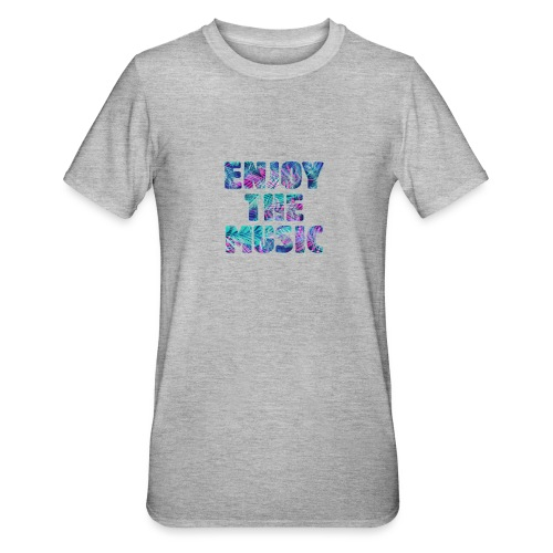 ENJOYTHEMUSIC PALMTREE - Camiseta en polialgodón unisex
