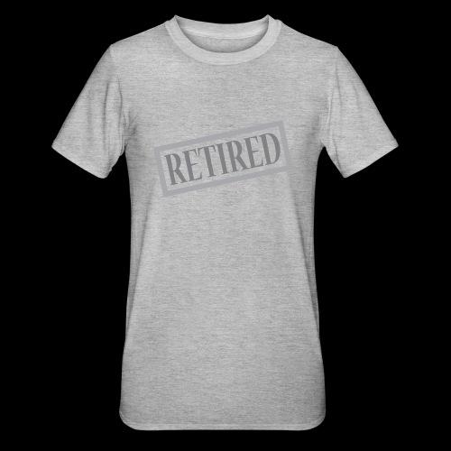 Retired - Camiseta en polialgodón unisex