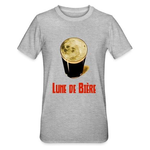 Logo Lune de Bière - T-shirt polycoton Unisexe