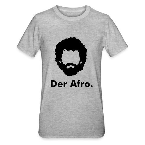 Der Afro - Unisex Polycotton T-Shirt