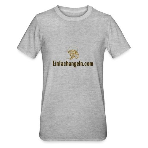 Einfachangeln Teamshirt - Unisex Polycotton T-Shirt