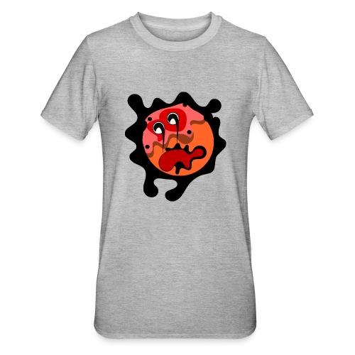scary cartoon - Unisex Polycotton T-shirt