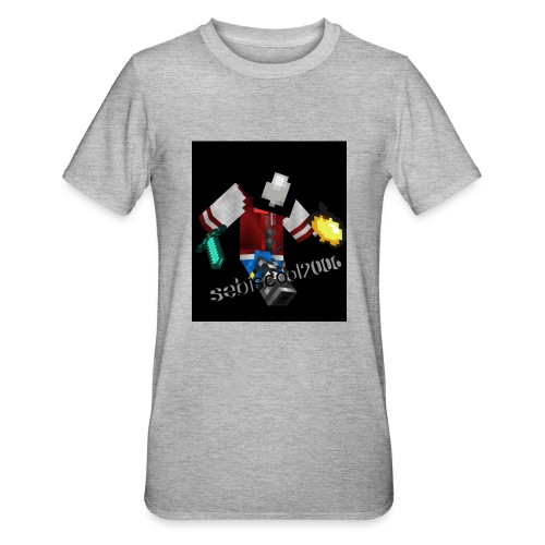 Sebastian yt - Unisex polycotton T-shirt