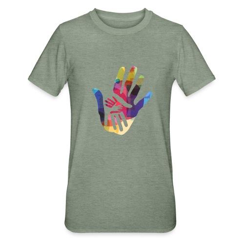 logo_storien - Unisex Polycotton T-skjorte