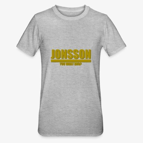 You what bro? - Polycotton-T-shirt unisex